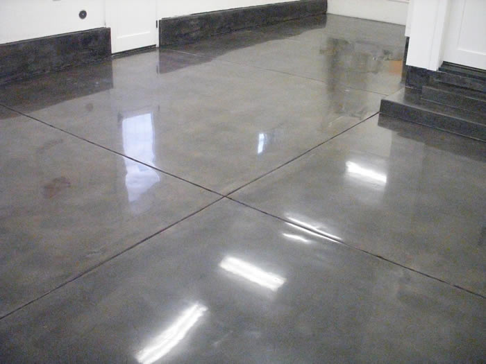 Quality concrete polish services quality concrete polish for Cleaning polished concrete